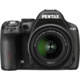 Pentax K-50, černá + DAL 18-55mm WR + DAL 50-200mm WR