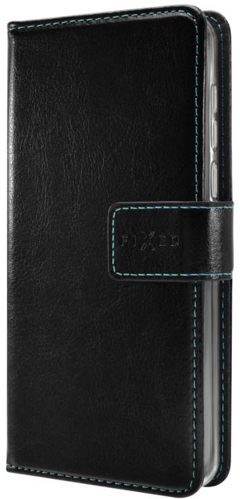 FIXED Opus pouzdro typu kniha pro Xiaomi Redmi 3S/Redmi 3 Pro Global, černé