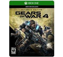 Gears of War 4 - Ultimate Edition (Xbox ONE) - 26F-00018