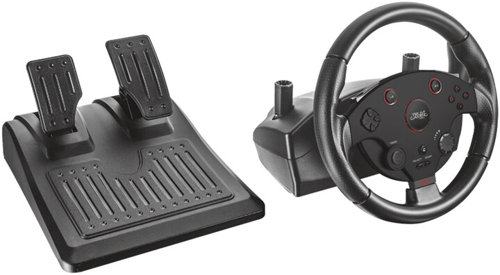 Trust GXT 288 Racing Wheel (PC, PS3)