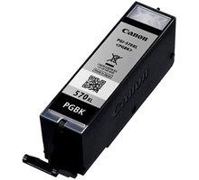 Canon PGI-570XL PGBK, černá - 0318C001