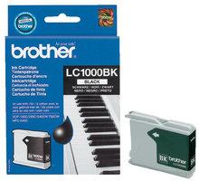 Brother LC-1000BK, černá - LC1000BK