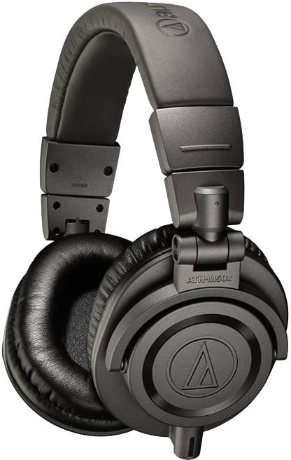 Audio-Technica ATH-M50x, matně šedá
