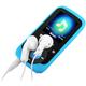 GoGEN MAXI MP3, 4GB, modrá