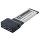 4World řadič ExpressCard, 2x USB 3.0