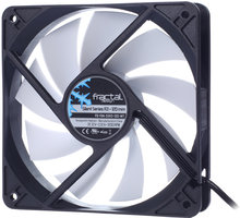 Fractal Design 120mm Silent Series R3 - FD-FAN-SSR3-120-WT