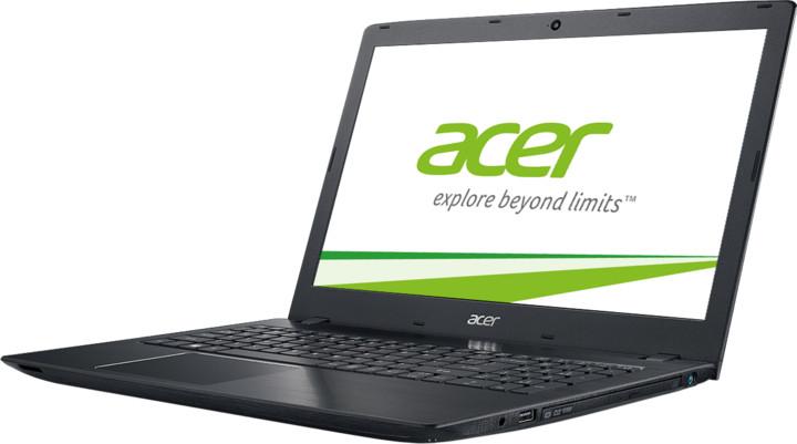 Acer Aspire ES15 (E5-553G-17ZN), černá