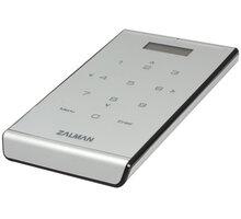 Zalman ZM-VE400, stříbrná
