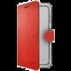 FIXED FIT pouzdro typu kniha pro Apple iPhone 7 Plus, červená