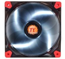 Thermaltake Luna 12 LED White, 120mm - CL-F018-PL12WT-A