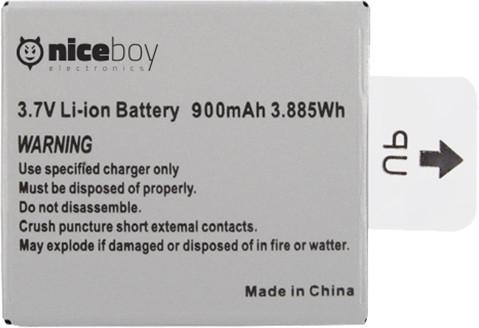 Niceboy náhradní baterie pro VEGA+