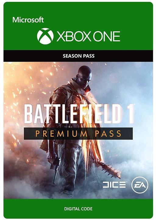 Battlefield 1 - Premium Pass (Xbox ONE) - elektronicky