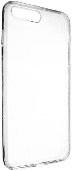 FIXED gelové TPU pouzdro pro Apple iPhone 7 Plus/7S Plus, bezbarvé
