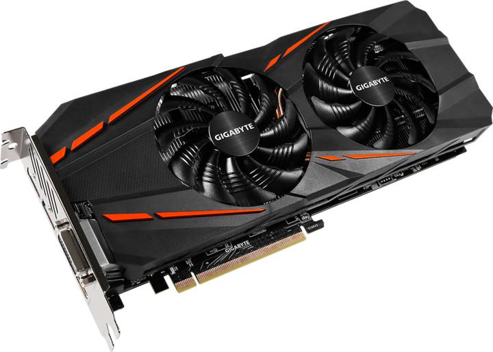 GIGABYTE GeForce GTX 1060 G1 Gaming 3G, 3GB GDDR5