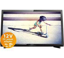 Philips 22PFS4232 - 55cm - 22PFS4232/12 + Flashdisk A-data 16GB v ceně 200 kč