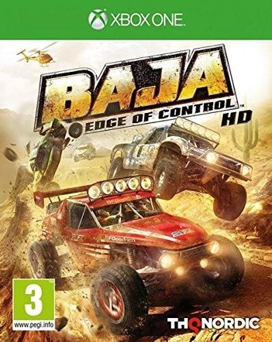 BAJA: Edge of Control HD (Xbox ONE)