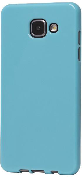 EPICO pružný plastový kryt pro Samsung Galaxy A5 (2016) SPARKLING - modrý