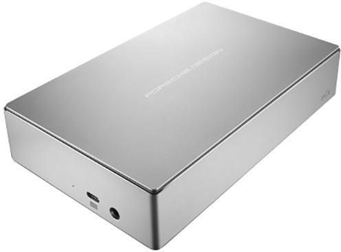 LaCie Porsche Design Desktop - 4TB