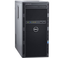 Dell PowerEdge T130 TW /E3-1220v5/8GB/2x 1TB 7.2K/H330/Bez OS - T130-5805