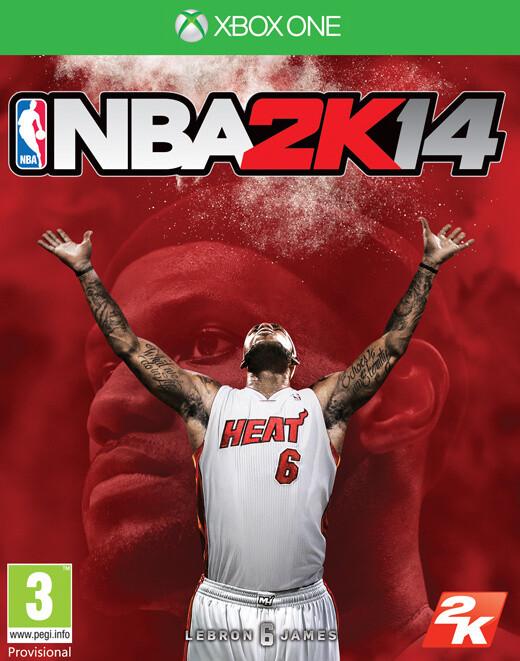 NBA 2K14 - XONE