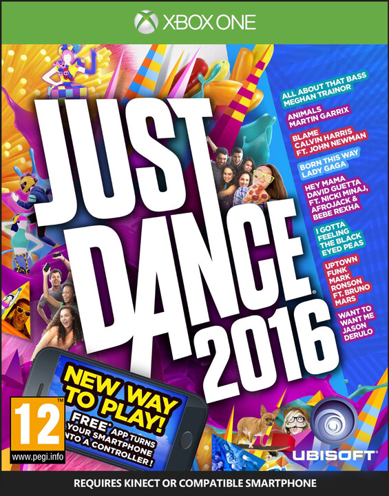 Just Dance 2016 - XONE