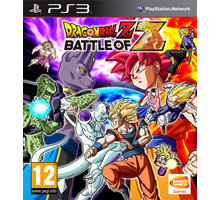 Dragon Ball Z: Battle of Z - PS3 - 3391891976749