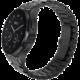 Vector SmartWatch Luna-Brushed Black/Black IP Bracelet