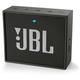 JBL GO, černá