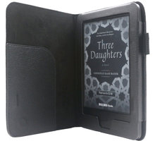 C-TECH PROTECT pro Kindle 8 TOUCH, WAKE/SLEEP funkce, AKC-11, černá - AKC-11BK