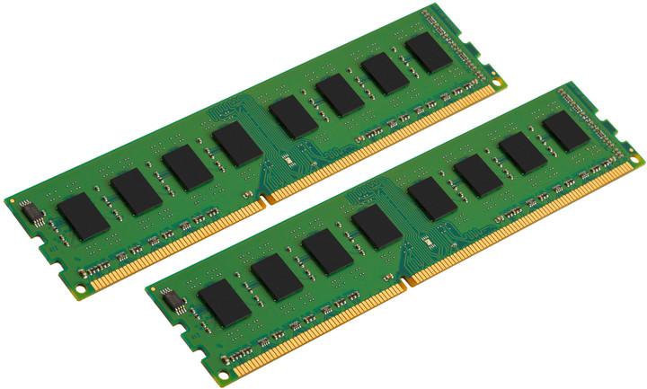 Kingston Value 8GB (2x4GB) DDR3 1333
