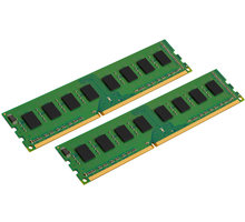 Kingston Value 8GB (2x4GB) DDR3 1333 CL 9 - KVR13N9S8K2/8