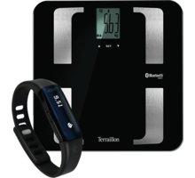 Terraillon FITNESS set (Web Coach Prime váha + Activi-T tracker) - 13945
