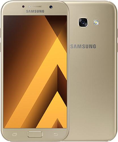Samsung Galaxy A5 2017, zlatá