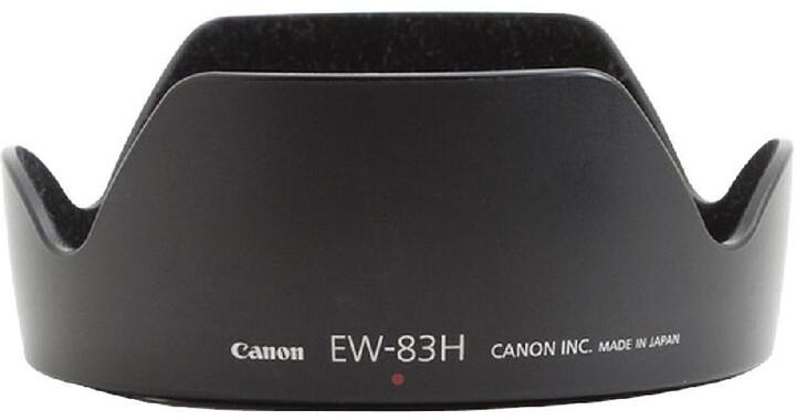 Canon EW-83H, sluneční clona