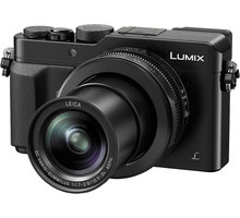 Panasonic Lumix DMC-LX100, černá - DMC-LX100EPK