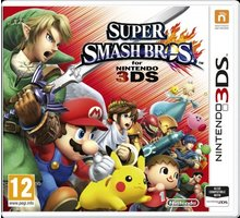 Super Smash Bros (3DS) - 045496525811