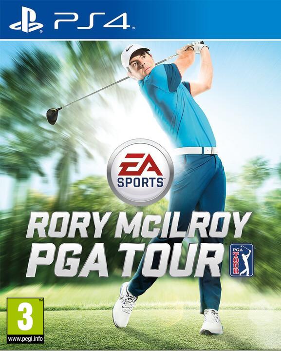 Rory McIlroy PGA TOUR - PS4