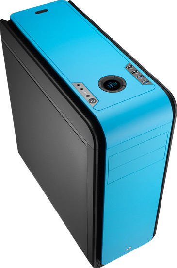 AeroCool DS 200 Blue Edition