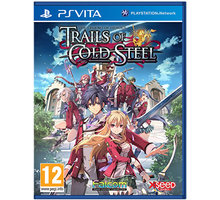 The Legend of Heroes: Trails of Cold Steel (PS Vita) - 853466001810