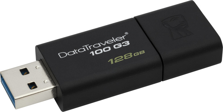 Kingston DataTraveler 100, G3 - 128GB