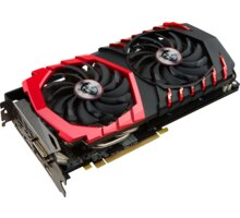 MSI Radeon RX 480 GAMING X 4G, 4GB GDDR5 + Kupon hru na PC DOOM v ceně 1149,-Kč od 21.2 do 21.5 2017