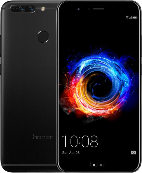 Honor 8 Pro, černá