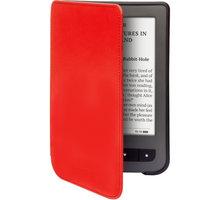 Pocketbook pouzdro pro 624, červená - PBPCC-624-RD