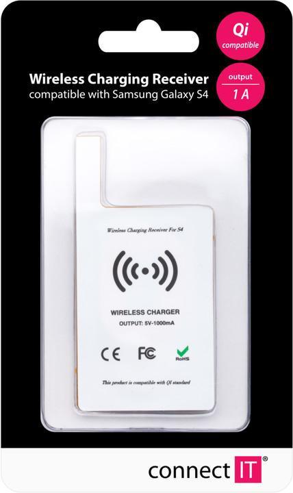 CONNECT IT bezdrátová nabíječka pro Galaxy S4