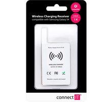 Connect IT bezdrátová nabíječka pro Galaxy S4 - CI-400