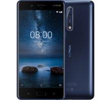 Nokia 8, modrá - 11NB1L01A11