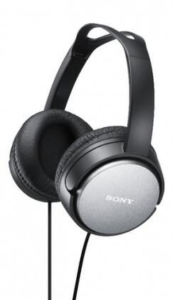Sony MDR-XD150, černá