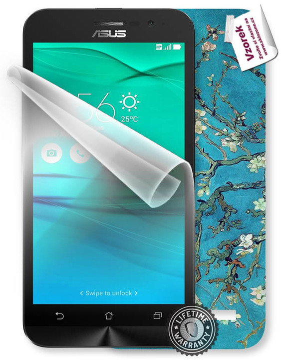 ScreenShield fólie na displej pro Asus Zenfone 3 Max ZB500KL + skin voucher