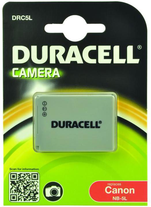 Duracell baterie alternativní pro Canon NB-5L