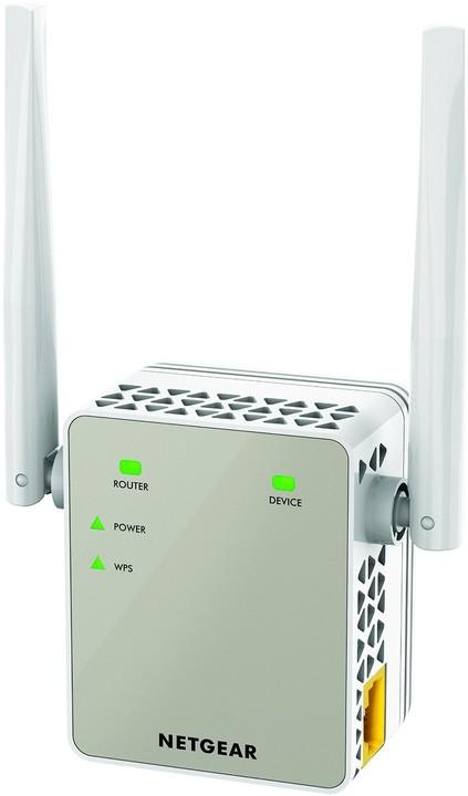 NETGEAR EX6120 WiFi Range Extender AC1200